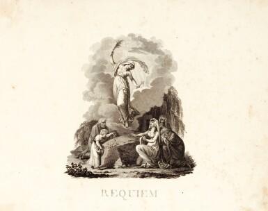 View 1. Thumbnail of Lot 61. W.A. Mozart, Missa Pro Defunctis Requiem...[first edition, full score], Leipzig: Breitkopf & Härtel, [1800].