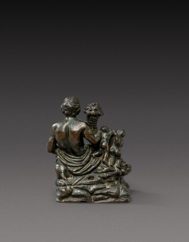 View 4. Thumbnail of Lot 149. Italian, early 19th century | Personification of the Nile.