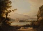 EDMUND GARVEY, R.A. | A view of Conway Castle