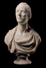 JOSEPH NOLLEKENS (1737-1823), BRITISH, 1808 | BUST OF WILLIAM PITT THE YOUNGER (1759-1806)