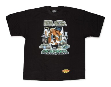 View 6. Thumbnail of Lot 111. [PEN & PIXEL]   COLLECTION OF 10, NEVER-RELEASED OFFICIAL CASH MONEY T-SHIRTS, 2001.