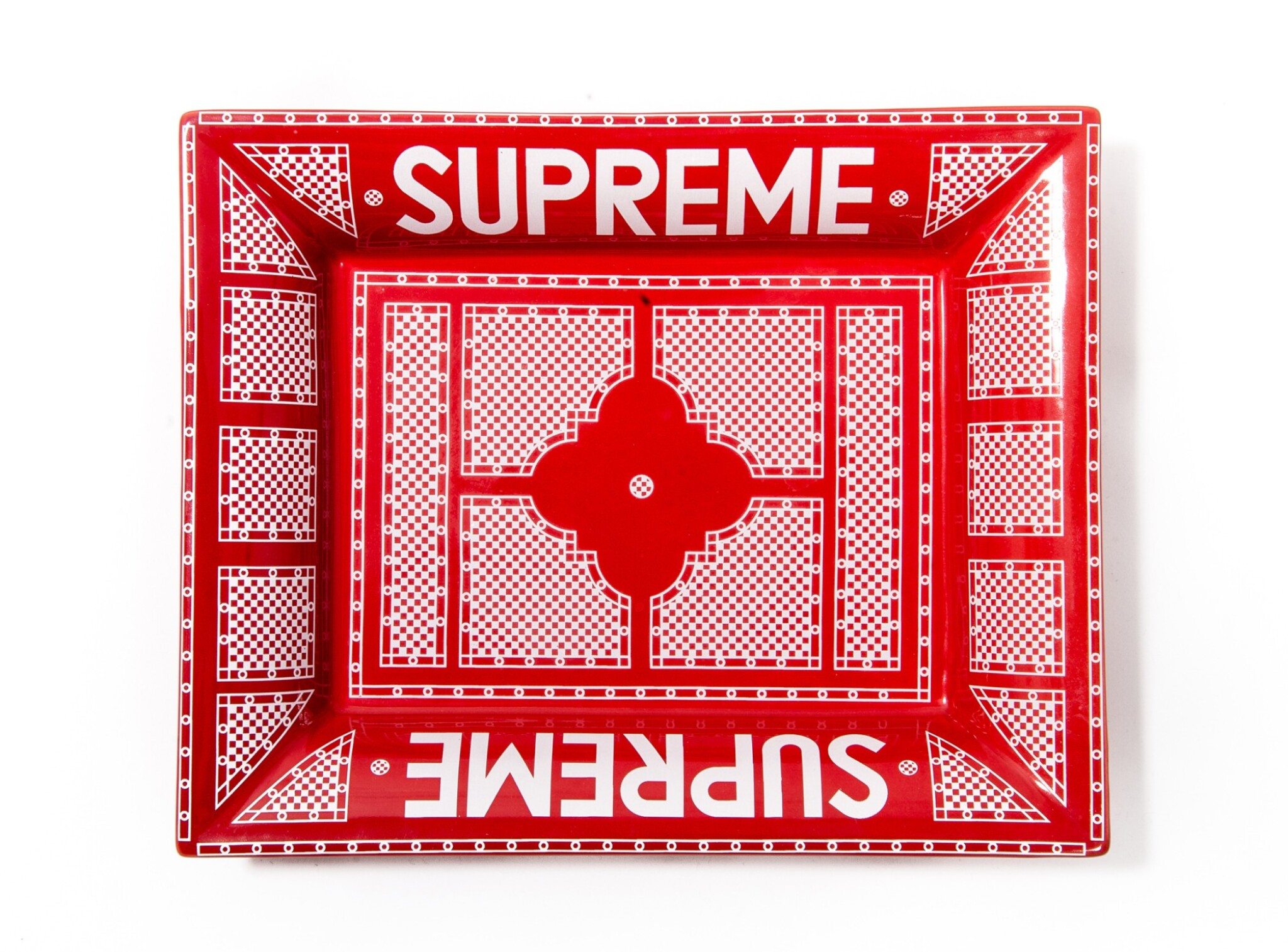 View full screen - View 1 of Lot 75. SUPREME VALET TRAY.