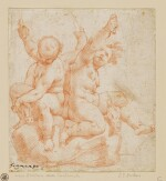 FLEMISH SCHOOL, 17TH CENTURY | Three putti, after Giambologna (1529 - 1608)