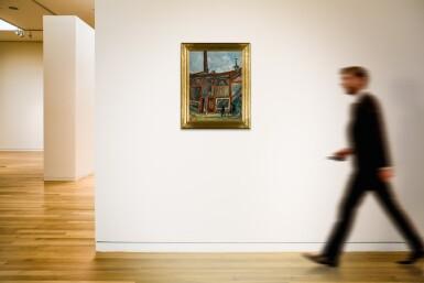 View 4. Thumbnail of Lot 46. L'Atelier de l'artiste à la cité Falguière.