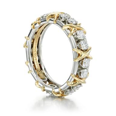 View 1. Thumbnail of Lot 1. TIFFANY & CO., SCHLUMBERGER STUDIOS | DIAMOND RING.
