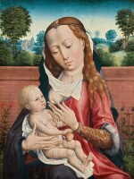 The Virgin and Child | 《聖母與聖嬰》