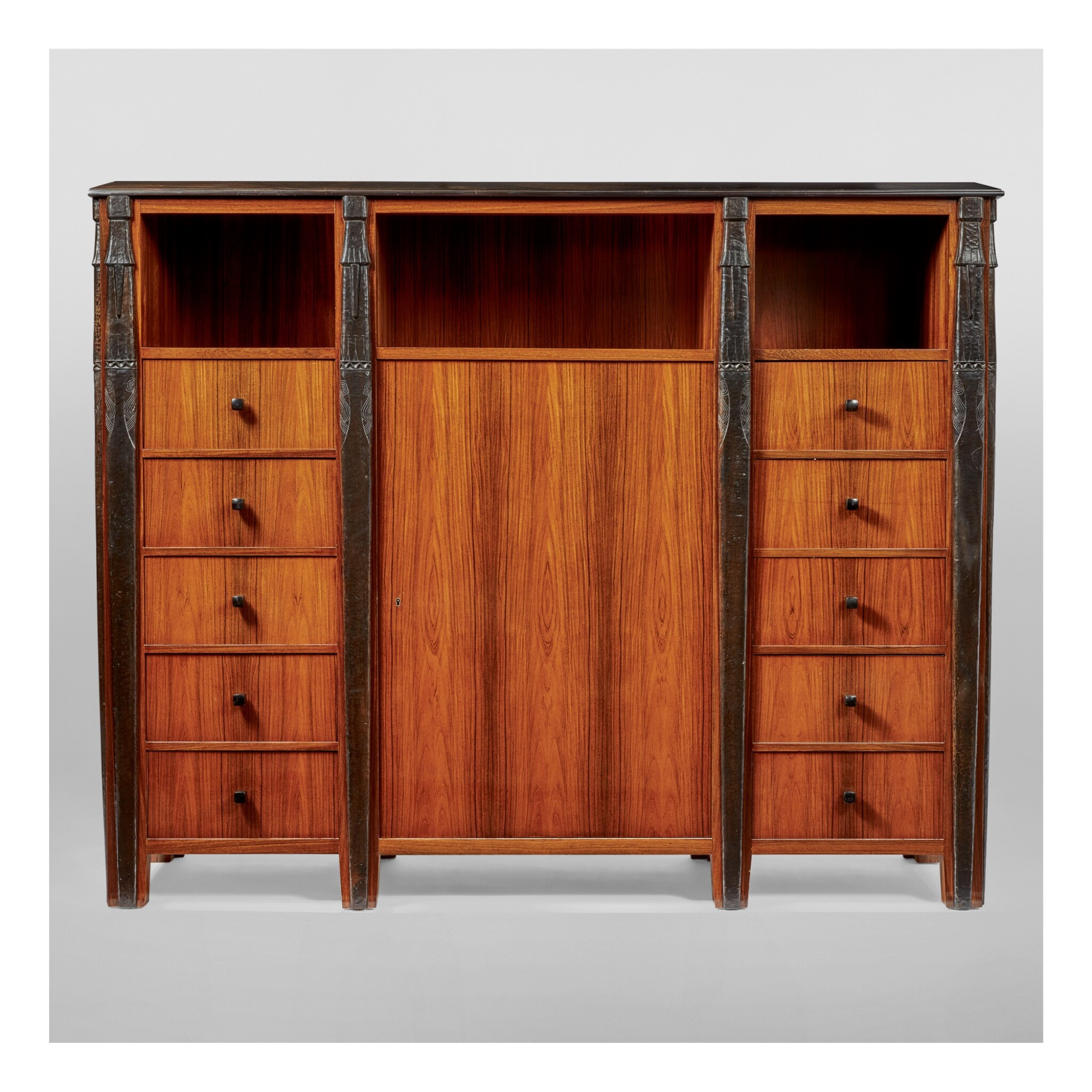 View 1 of Lot 4. Cabinet.