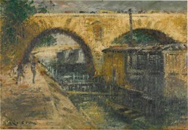 View 1. Thumbnail of Lot 61. Pont Marie, Paris.