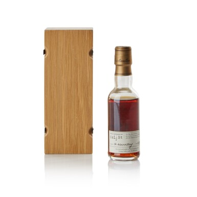 View 2. Thumbnail of Lot 25. The Macallan Fine & Rare 35 Year Old 55.5 abv 1966 .