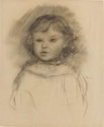 Buste d'enfant, Pierre Renoir