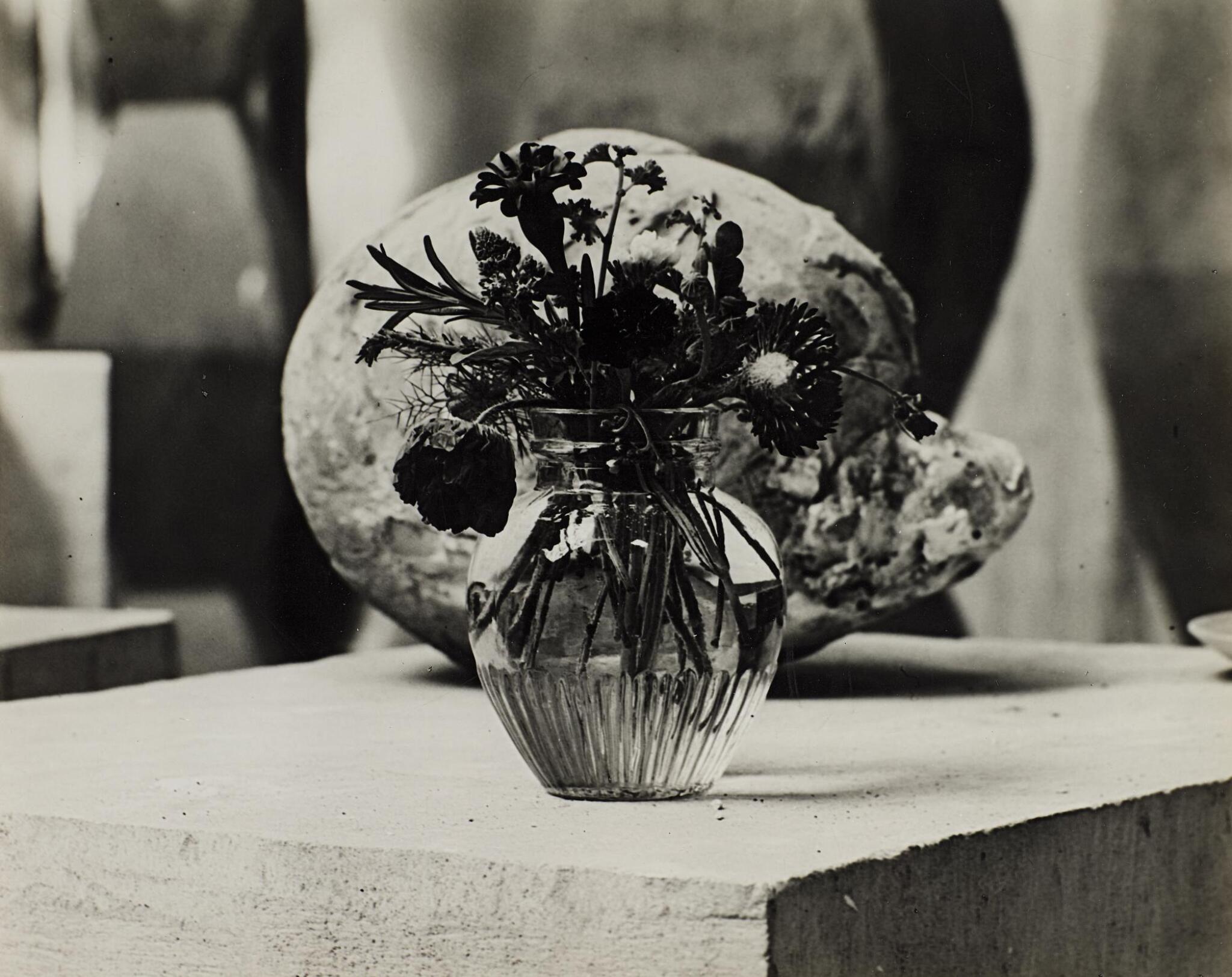 CONSTANTIN BRANCUSI | 'BOUQUET', 1930