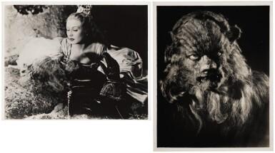LA BELLE ET LA BETE / BEAUTY AND THE BEAST (1946) STUDIO STILL PHOTOGRAPHS, FRENCH