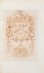 Le Théâtre érotique de la rue de la Santé]. 1864. Très rare éd. or, exemplaire sur Chine, gravures de Rops