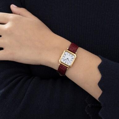 PATEK PHILIPPE | GOLD LADY'S WRISTWATCH [MONTRE BRACELET DE DAME EN OR]