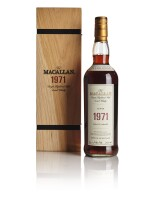 THE MACALLAN FINE & RARE 30 YEAR OLD 56.4 ABV 1971
