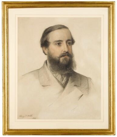 View 4. Thumbnail of Lot 54. Portrait of James Stewart Hodgson; Portrait of Gertrude Agatha Stewart Hodgson.