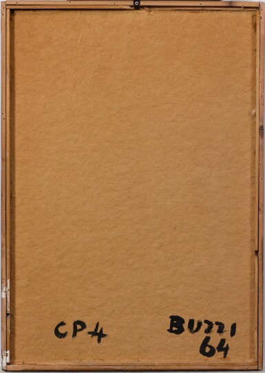 View 2. Thumbnail of Lot 30. ALBERTO BURRI | COMBUSTIONE CP 4.