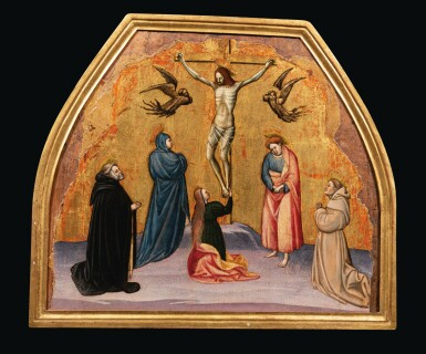 View 1. Thumbnail of Lot 7. Crucifixion.