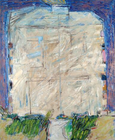 BASIL BLACKSHAW, H.R.H.A |  JOE BELL'S COUNCIL HOUSE