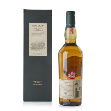 View 2. Thumbnail of Lot 115. Lagavulin 12 Year Old 2003 Special Release 57.8 abv NV .