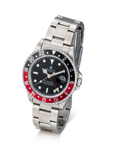 """View 2. Thumbnail of Lot 2128. ROLEX 