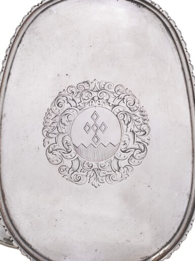 View 3. Thumbnail of Lot 110. A SILVER MOUNTED TORTOISE CUP AND COVER/STAND, POSSIBLY SCOTTISH, CIRCA 1690.