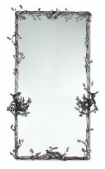 Unique Saint-Calais mirror, 2014