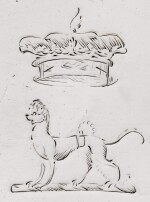 A GEORGE II SILVER BASKET FROM THE LEINSTER SERVICE, MAKER'S MARK ONLY OF GEORGE WICKES, LONDON, 1745-47