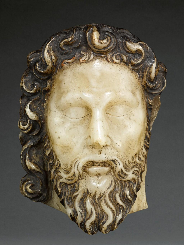 SPANISH, CASTILE OR ARAGON, CIRCA 1540 | HEAD OF SAINT JOHN THE BAPTIST