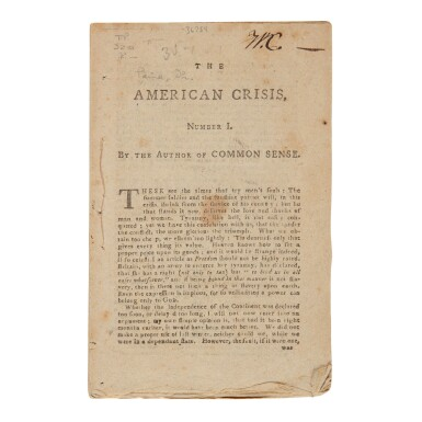 """View 1. Thumbnail of Lot 362. (Paine, Thomas) 