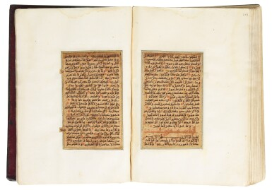 AN ILLUMINATED QUR'AN, PERSIA OR MESOPOTAMIA, 11TH/12TH CENTURY AD