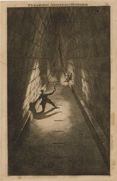 View 1. Thumbnail of Lot 169. Pyramidus Adscensus Interior.