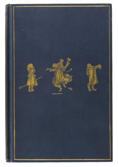 View 1. Thumbnail of Lot 157. MILNE, A.A. | When We were Very Young. London: Methuen, 1924.