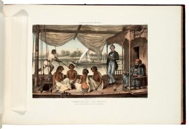 View 3. Thumbnail of Lot 159. Pierre Tremaux   Voyage au Soudan, atlas volume, c. 1857.