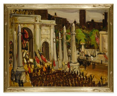 View 2. Thumbnail of Lot 149. Armistice Day.