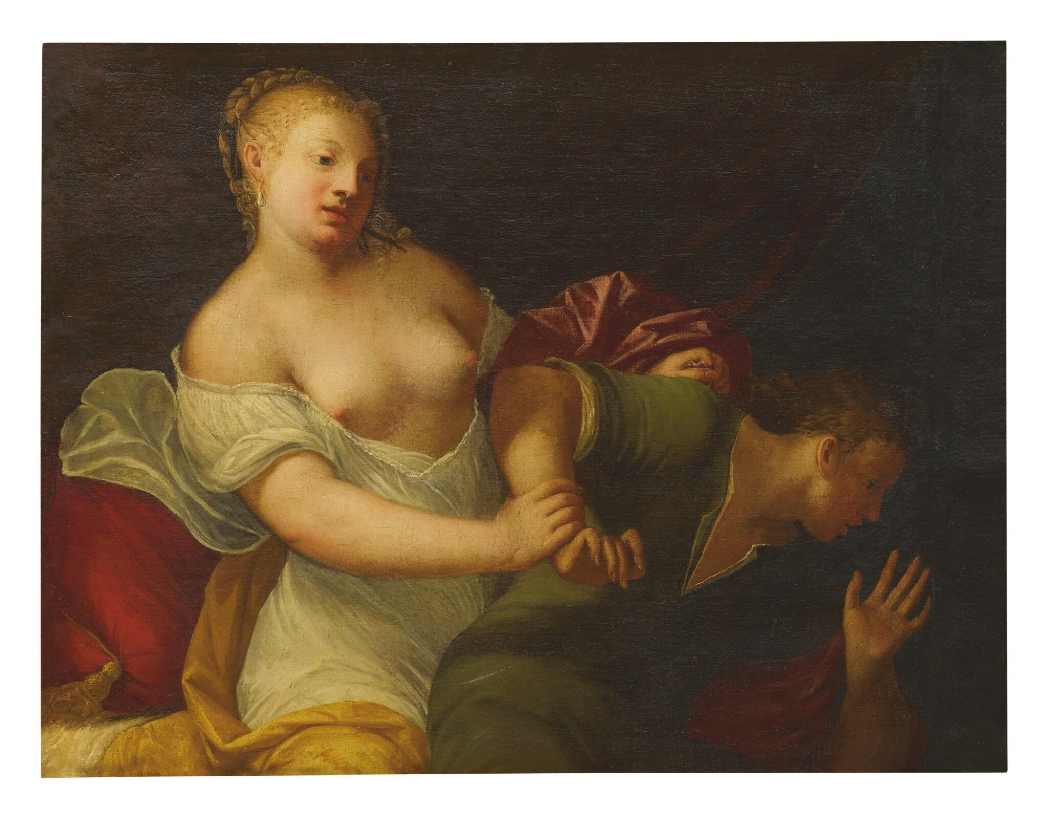 MARCO LIBERI | JOSEPH AND POTIPHAR'S WIFE