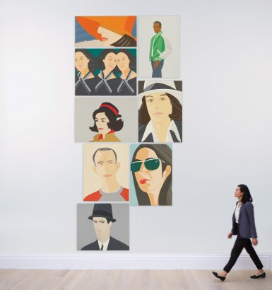 View 10. Thumbnail of Lot 2. ALEX KATZ | ALEX AND ADA, THE 1960'S TO THE 1980'S.