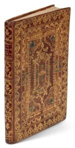 Egenus Explorator, De essentia et natura rerum, Naples, 1781, contemporary calf gilt