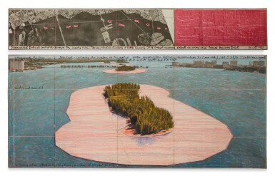 View 1. Thumbnail of Lot 265. Surrounded Islands (Project for Biscayne Bay, Greater Miami, Florida).