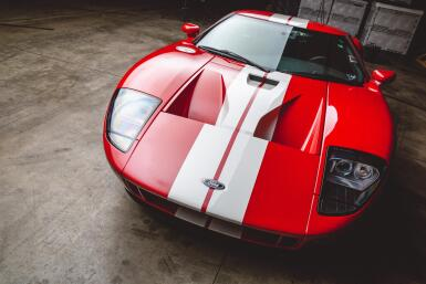 View 7. Thumbnail of Lot 1. 2006 Ford GT.