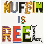 BOB AND ROBERTA SMITH     NUFFIN IS REEL
