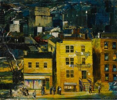 View 1. Thumbnail of Lot 8. JOHN R. GRABACH |  SUNLIGHT.