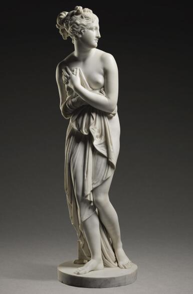 AFTER ANTONIO CANOVA (1757-1822), ITALIAN, ROME, CIRCA 1820-1830   VENUS ITALICA