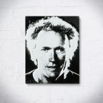 ANDY WARHOL | CLINT EASTWOOD