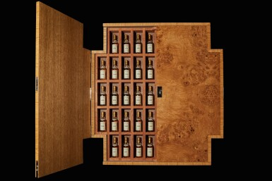 View 2. Thumbnail of Lot 161. THE MACALLAN FINE & RARE MINIATURE COLLECTION          .