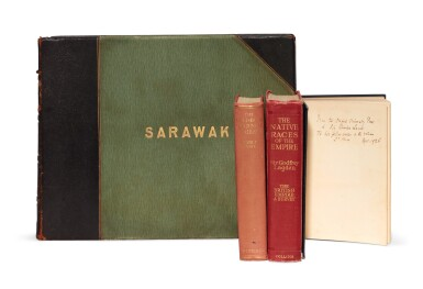 View 8. Thumbnail of Lot 230. Hose. Album of photographs of Sarawak. [c.1884-1900], the Hose family copy, with three books from Hose's library.