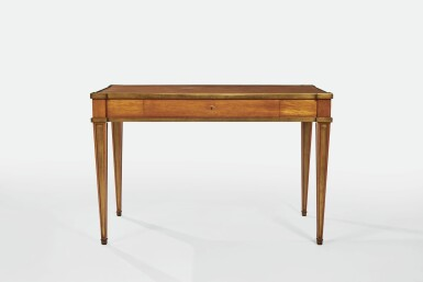 ATTRIBUTED TO JACQUES QUINET | DESK