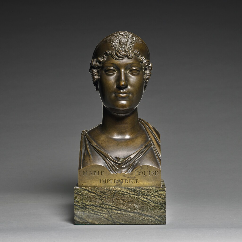 FRENCH, CIRCA 1810 | BUST OF MARIE LOUISE, EMPRESS OF THE FRENCH, LATER DUCHESS OF PARMA (1814-1847)