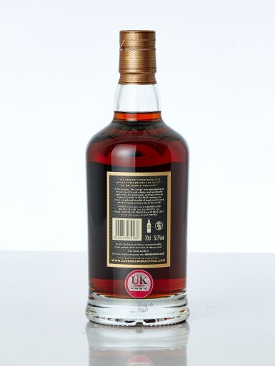 View 2. Thumbnail of Lot 7617. Glen Grant Gordon & MacPhail 62 Year Old Mr. George Centenary Edition 51.7 abv 1956 (1 BT70).