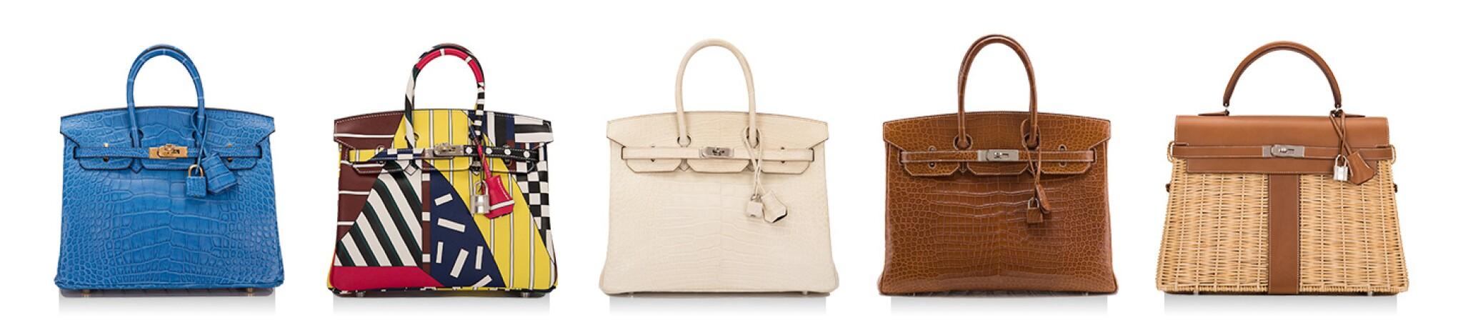 Hermès Handbags Online
